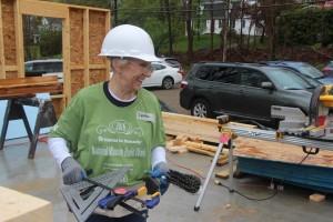Women Build Week May 2016