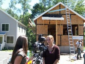 Habitat homeowner