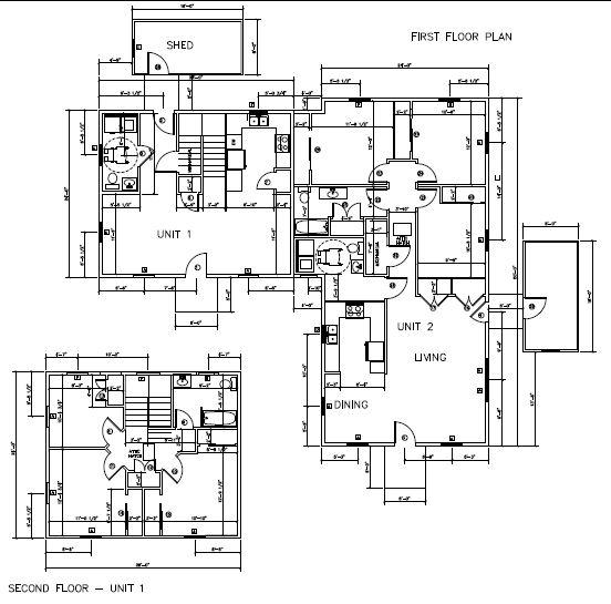 Hawthorne Floor Plans 8-18-15