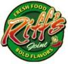 riff's joint logo