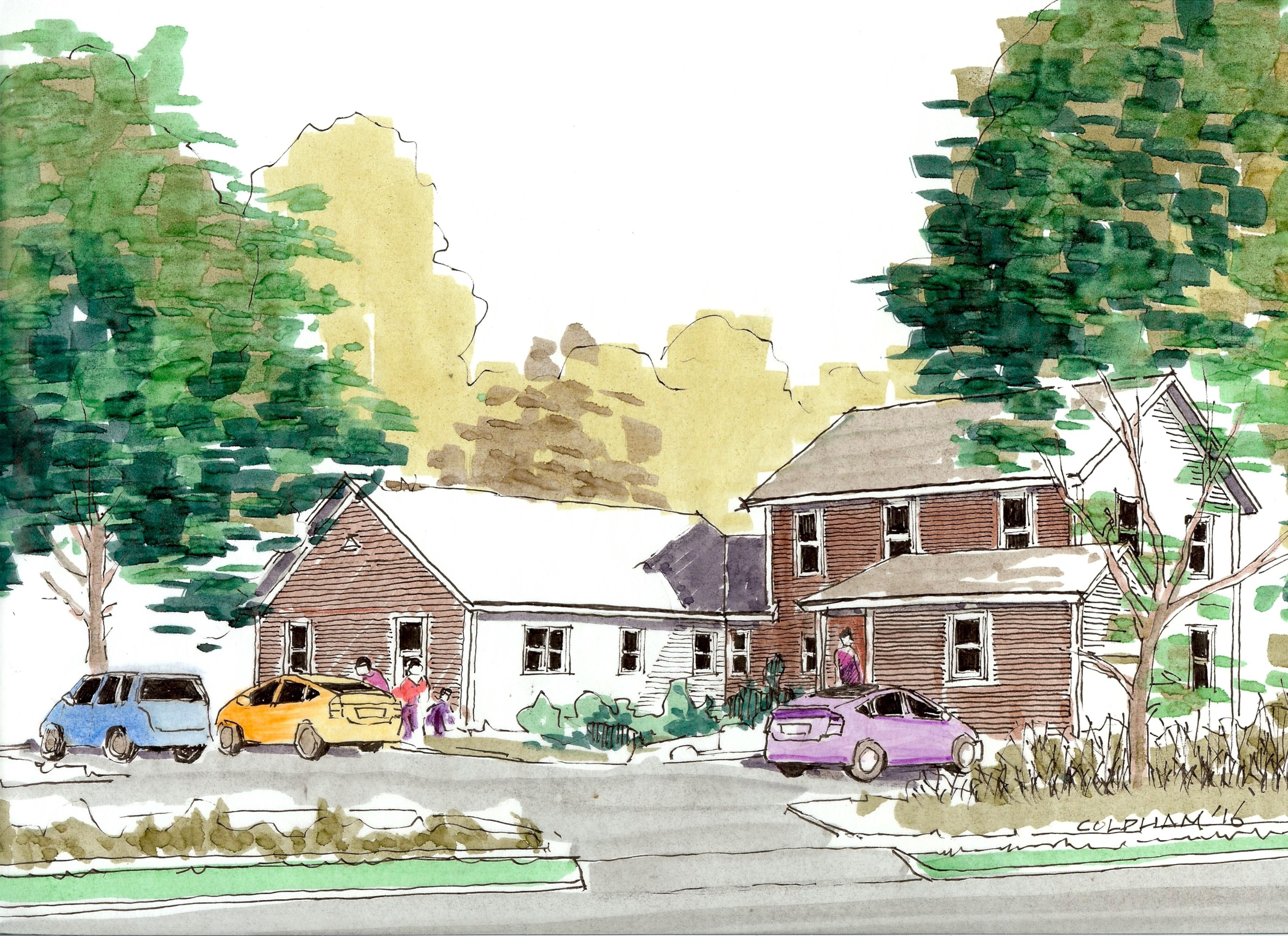 North Amherst Duplex